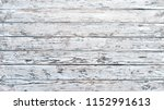 old vintage wooden white... | Shutterstock . vector #1152991613