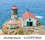 built in 1870  the point reyes... | Shutterstock . vector #1152997820