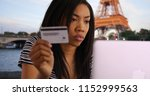 african american female in... | Shutterstock . vector #1152999563