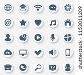 universal web icons set....