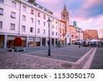 rimini  italy   june 13  2018 ... | Shutterstock . vector #1153050170