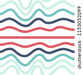 seamless pattern of yarns.... | Shutterstock .eps vector #1153052099