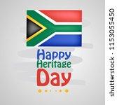 illustration of south africa...   Shutterstock .eps vector #1153055450