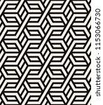 vector seamless pattern. modern ... | Shutterstock .eps vector #1153066730