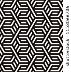 vector seamless pattern. modern ... | Shutterstock .eps vector #1153066736