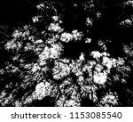 grungy abstract paint splatter... | Shutterstock .eps vector #1153085540