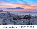famous view  traditional... | Shutterstock . vector #1153131833