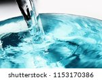 water background   water is a... | Shutterstock . vector #1153170386