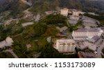aerial view of brinchang ... | Shutterstock . vector #1153173089