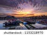 Dec 31 2016 Dawn At Empty Dock...