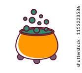 vector cartoon illustration... | Shutterstock .eps vector #1153223536