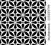 abstract seamless pattern | Shutterstock .eps vector #115325749