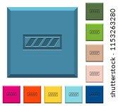 progress bar engraved icons on... | Shutterstock .eps vector #1153263280