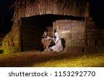 zagreb  croatia   december 20 ... | Shutterstock . vector #1153292770
