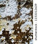 brown grungy wall sandstone... | Shutterstock . vector #1153312639
