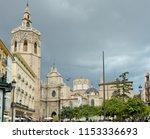 valencia  april 08  the... | Shutterstock . vector #1153336693