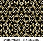 seamless modern pattern. art...   Shutterstock .eps vector #1153337389