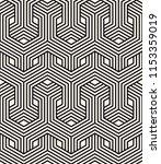vector seamless pattern. modern ... | Shutterstock .eps vector #1153359019