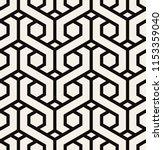 vector seamless pattern. modern ... | Shutterstock .eps vector #1153359040