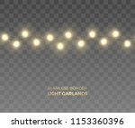 vector seamless short... | Shutterstock .eps vector #1153360396