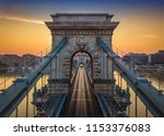 budapest  hungary   the world... | Shutterstock . vector #1153376083
