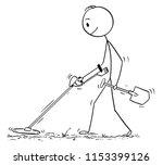 Cartoon Stick Drawing...