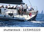 palma de mallorca   spain  ... | Shutterstock . vector #1153452223