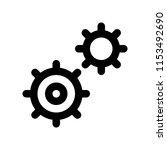 machine part gears | Shutterstock .eps vector #1153492690