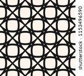 mesh seamless pattern. vector... | Shutterstock .eps vector #1153496590