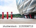 munich  germany  june 25  2018  ... | Shutterstock . vector #1153508713