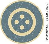 button glyph icon | Shutterstock .eps vector #1153534573