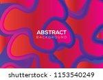 modern abstract background... | Shutterstock .eps vector #1153540249