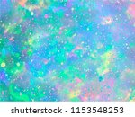 opal gemstone background.... | Shutterstock .eps vector #1153548253
