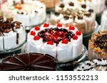 Various Pieces Of Cake Sell In...