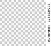 chess board transparent... | Shutterstock .eps vector #1153639273
