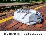 waterproof duffel beyond the...   Shutterstock . vector #1153661323