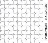 geometric ornamental vector... | Shutterstock .eps vector #1153690609
