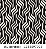 vector seamless pattern.... | Shutterstock .eps vector #1153697026