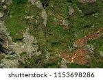 moss stone background | Shutterstock . vector #1153698286