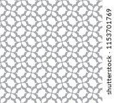 geometric ornamental vector... | Shutterstock .eps vector #1153701769