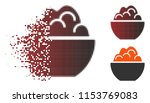 vector porridge icon in... | Shutterstock .eps vector #1153769083
