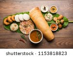 Group Of South Indian Food Lik...