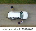 tuaran sabah malaysia   aug 9 ...   Shutterstock . vector #1153820446