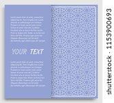 card  invitation  cover... | Shutterstock .eps vector #1153900693