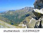 beautiful  amazing view of alps ... | Shutterstock . vector #1153944229