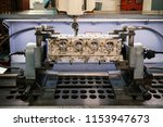 grinding cylinder head and... | Shutterstock . vector #1153947673