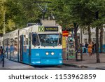 gothenburg  sweden   4 august... | Shutterstock . vector #1153962859