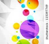 abstract background   Shutterstock . vector #115397749