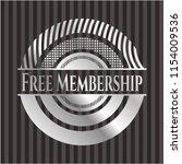 free membership silvery shiny... | Shutterstock .eps vector #1154009536