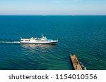 seaport odessa  ukraine   Shutterstock . vector #1154010556